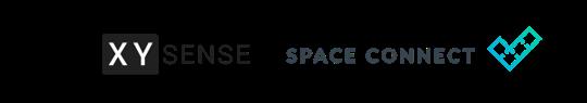 XY+Sense+-+Space+Connect+logos